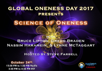 Oneness Science, Quantum Physics, Telesummit, Science and Spirituality, Global Oneness Day